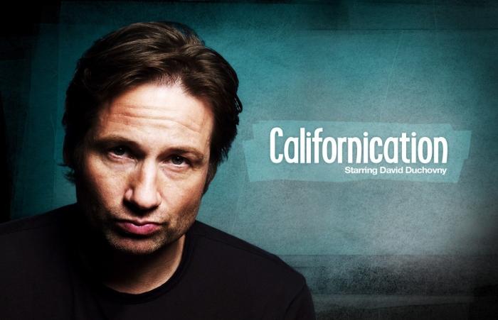 Californication, starring David Duchovny