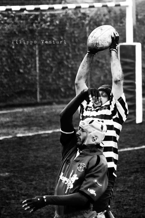 Cesena Rugby VS Legio Picena Rugby (foto di Filippo Venturi n. 7)