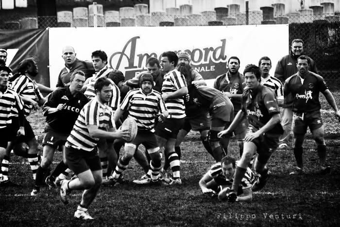 Cesena Rugby VS Legio Picena Rugby (foto di Filippo Venturi n. 8)