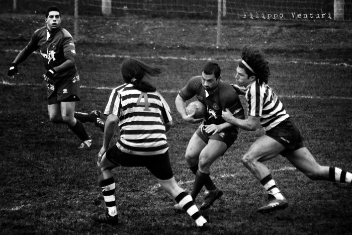 Cesena Rugby VS Legio Picena Rugby (foto di Filippo Venturi n. 10)
