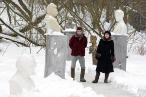 """Una scena del film """"Dieci inverni"""""""