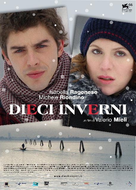 """La locandina di """"Dieci inverni"""""""