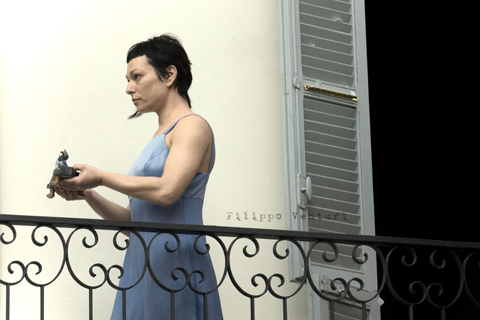 Il Re oggi gira. Voi no? (Via Giorgio Regnoli, Forlì) Associazione Casa del Cuculo - Foto 8