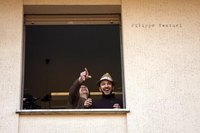 Il Re oggi gira. Voi no? (Via Giorgio Regnoli, Forlì) Associazione Casa del Cuculo - Foto 20
