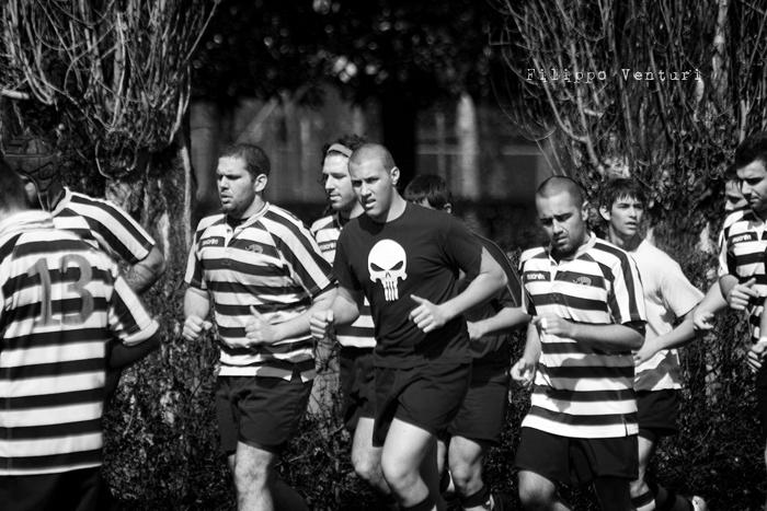 Cesena Rugby VS Rugby Falconara Dinamis 26-12 (28 Marzo 2010) Foto 03