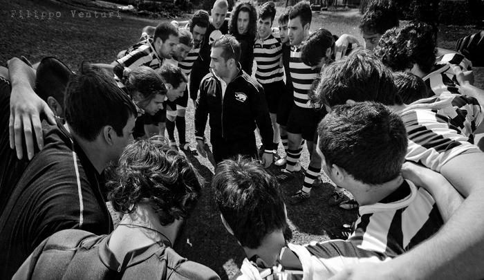 Cesena Rugby VS Rugby Falconara Dinamis 26-12 (28 Marzo 2010) Foto 06