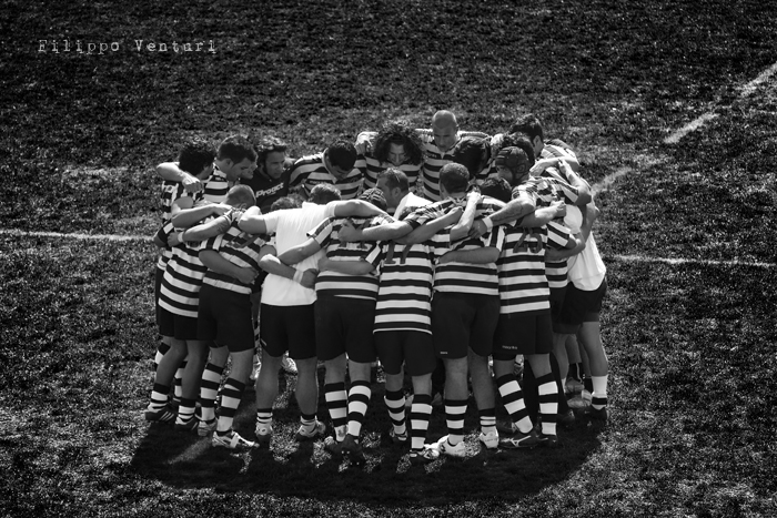Cesena Rugby VS Rugby Falconara Dinamis 26-12 (28 Marzo 2010) Foto 07