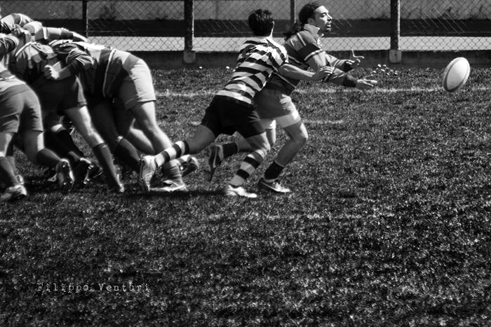 Cesena Rugby VS Rugby Falconara Dinamis 26-12 (28 Marzo 2010) Foto 08