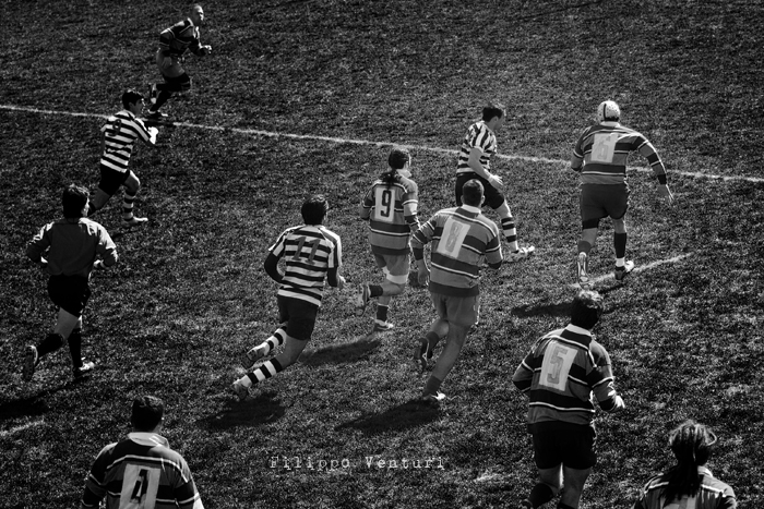Cesena Rugby VS Rugby Falconara Dinamis 26-12 (28 Marzo 2010) Foto 09