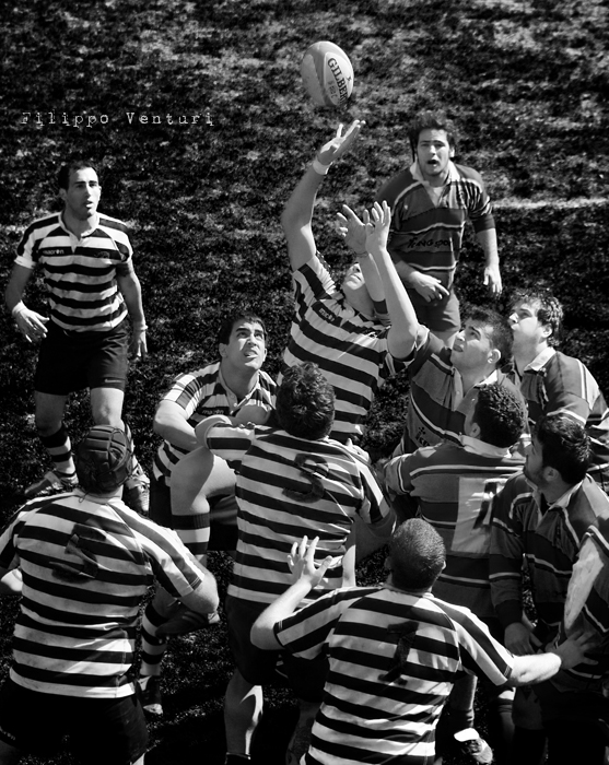 Cesena Rugby VS Rugby Falconara Dinamis 26-12 (28 Marzo 2010) Foto 10