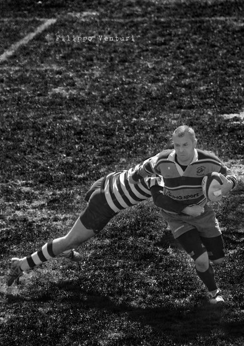 Cesena Rugby VS Rugby Falconara Dinamis 26-12 (28 Marzo 2010) Foto 12