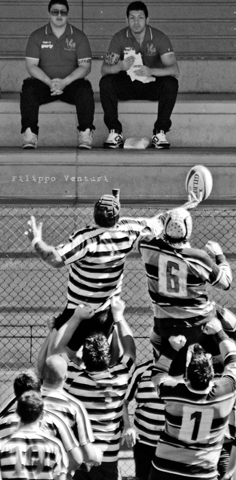 Cesena Rugby VS Rugby Falconara Dinamis 26-12 (28 Marzo 2010) Foto 14