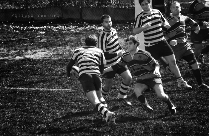 Cesena Rugby VS Rugby Falconara Dinamis 26-12 (28 Marzo 2010) Foto 15