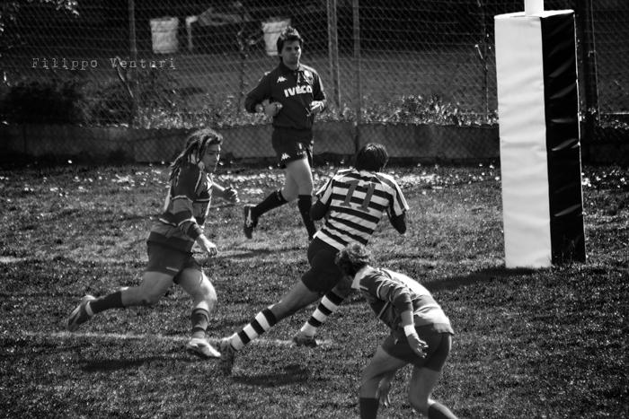 Cesena Rugby VS Rugby Falconara Dinamis 26-12 (28 Marzo 2010) Foto 16