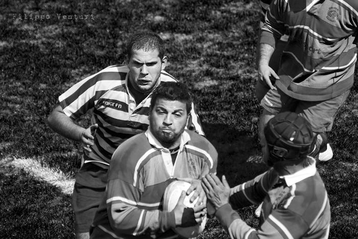 Cesena Rugby VS Rugby Falconara Dinamis 26-12 (28 Marzo 2010) Foto 19