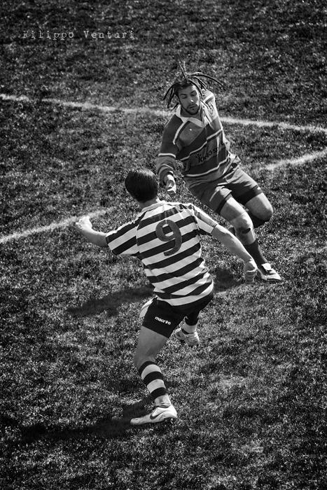 Cesena Rugby VS Rugby Falconara Dinamis 26-12 (28 Marzo 2010) Foto 20