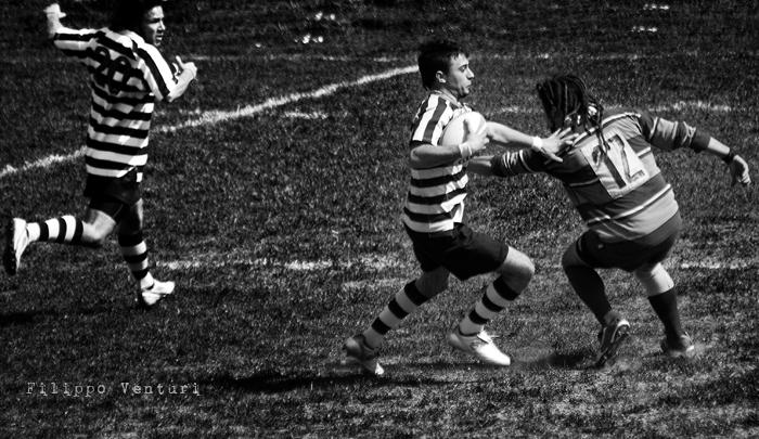 Cesena Rugby VS Rugby Falconara Dinamis 26-12 (28 Marzo 2010) Foto 21