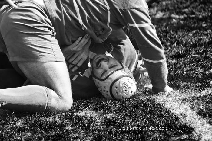 Cesena Rugby VS Rugby Falconara Dinamis 26-12 (28 Marzo 2010) Foto 23