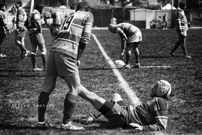 Cesena Rugby VS Rugby Falconara Dinamis 26-12 (28 Marzo 2010) Foto 24