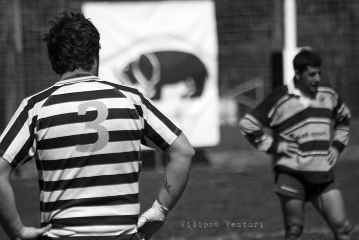 Cesena Rugby VS Rugby Falconara Dinamis 26-12 (28 Marzo 2010) Foto 29
