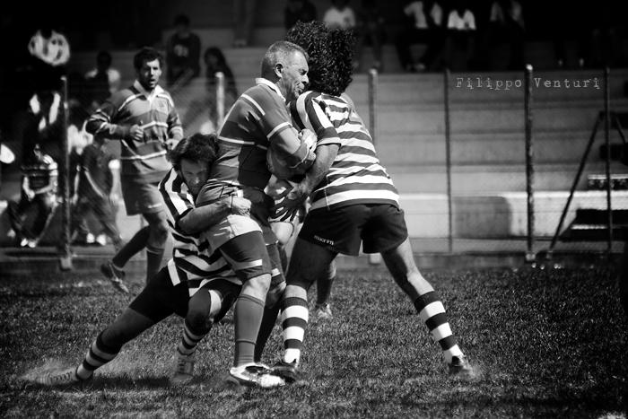 Cesena Rugby VS Rugby Falconara Dinamis 26-12 (28 Marzo 2010) Foto 31