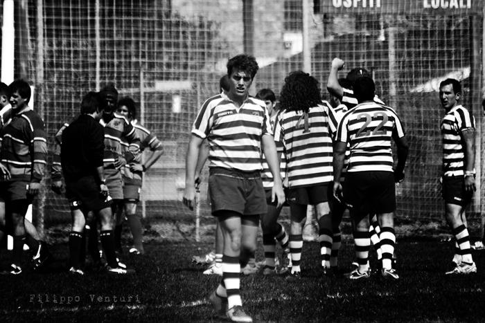 Cesena Rugby VS Rugby Falconara Dinamis 26-12 (28 Marzo 2010) Foto 33