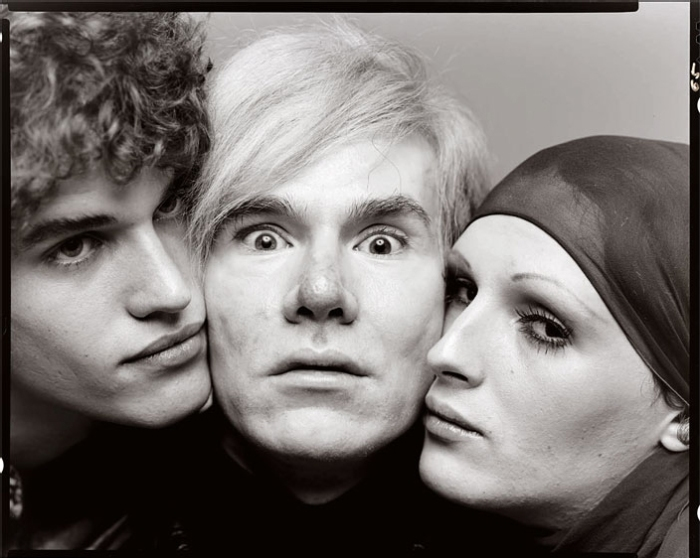Richard Avedon - Andy Warhol