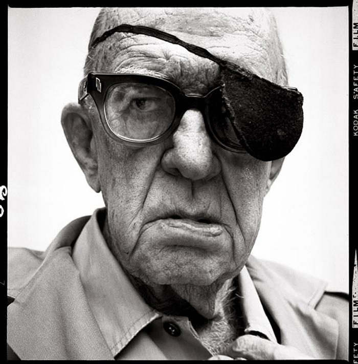 Richard Avedon - John Ford
