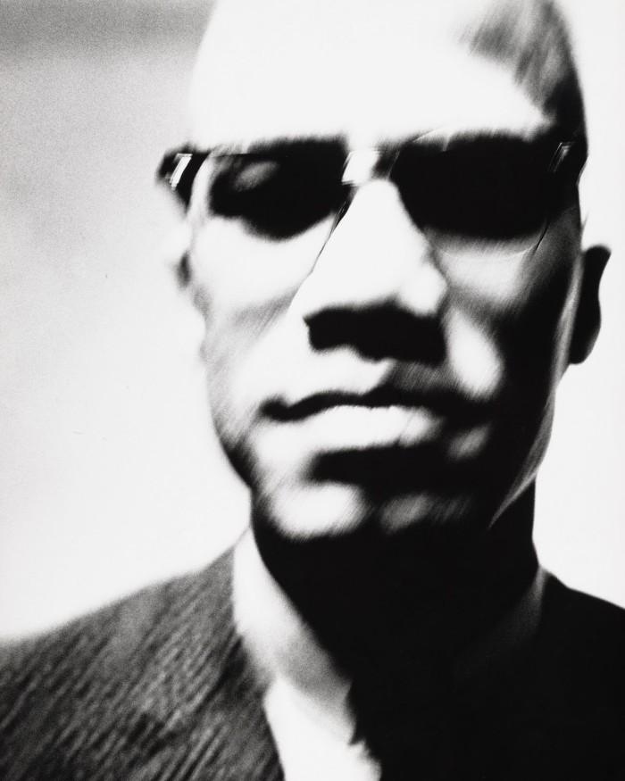 Richard Avedon - Malcolm X