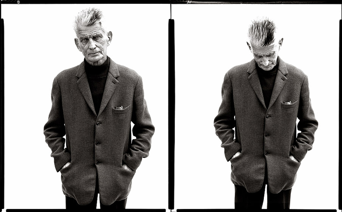 Richard Avedon - Samuel Beckett