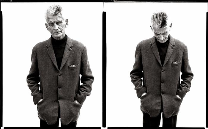 Richard Avedon - Samuel Beckett