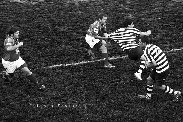 Cesena Rugby VS Modena Rugby Club 19-25 (9 Maggio 2010) Foto 04