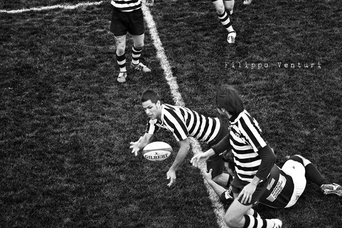 Cesena Rugby VS Modena Rugby Club 19-25 (9 Maggio 2010) Foto 05
