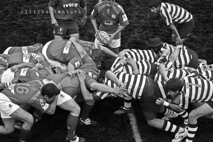 Cesena Rugby VS Modena Rugby Club 19-25 (9 Maggio 2010) Foto 06