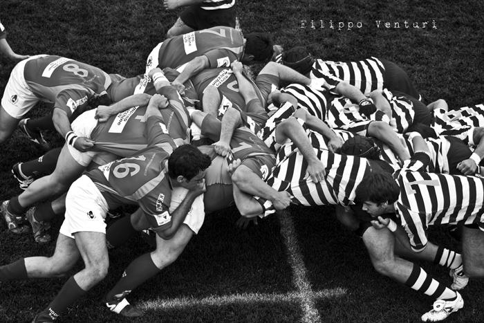 Cesena Rugby VS Modena Rugby Club 19-25 (9 Maggio 2010) Foto 07
