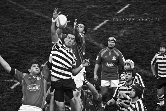 Cesena Rugby VS Modena Rugby Club 19-25 (9 Maggio 2010) Foto 08