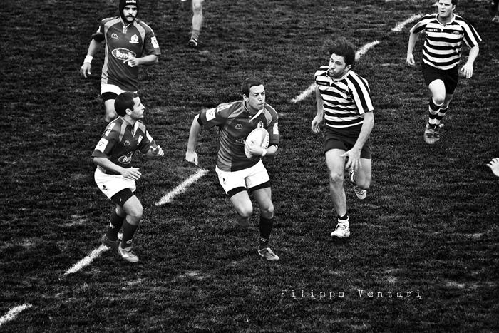 Cesena Rugby VS Modena Rugby Club 19-25 (9 Maggio 2010) Foto 10