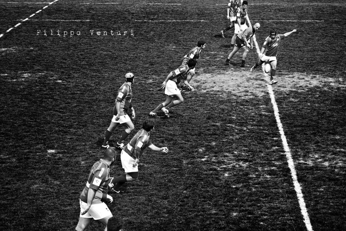 Cesena Rugby VS Modena Rugby Club 19-25 (9 Maggio 2010) Foto 17