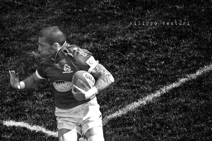Cesena Rugby VS Modena Rugby Club 19-25 (9 Maggio 2010) Foto 20