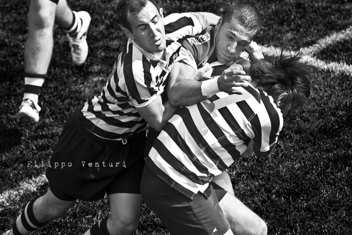 Cesena Rugby VS Modena Rugby Club 19-25 (9 Maggio 2010) Foto 21