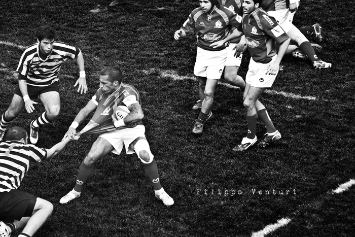 Cesena Rugby VS Modena Rugby Club 19-25 (9 Maggio 2010) Foto 22