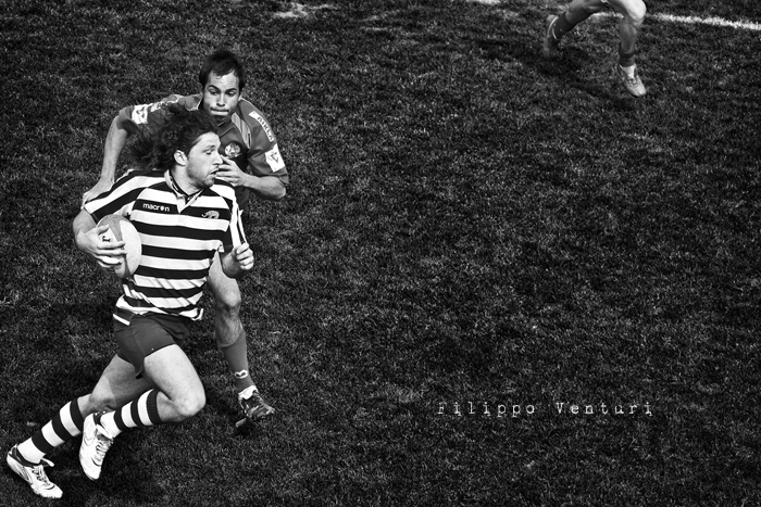 Cesena Rugby VS Modena Rugby Club 19-25 (9 Maggio 2010) Foto 23