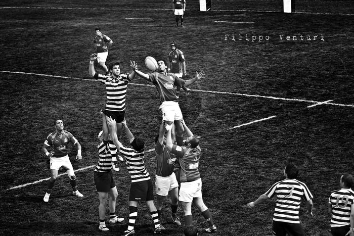 Cesena Rugby VS Modena Rugby Club 19-25 (9 Maggio 2010) Foto 24