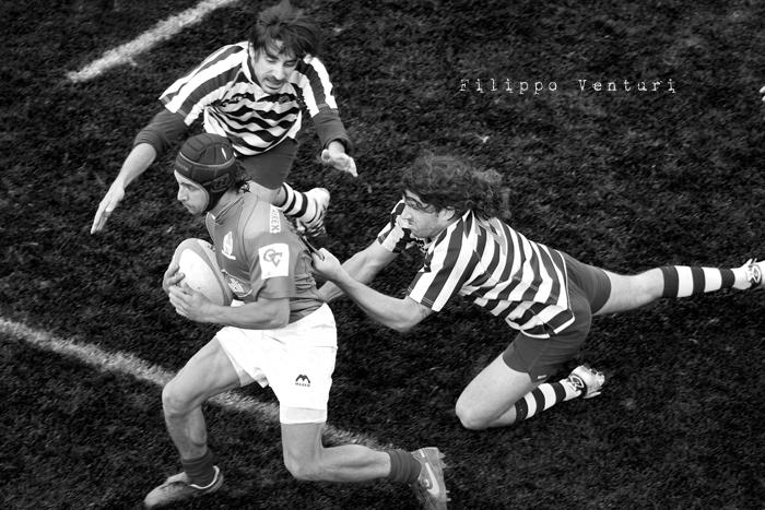 Cesena Rugby VS Modena Rugby Club 19-25 (9 Maggio 2010) Foto 26