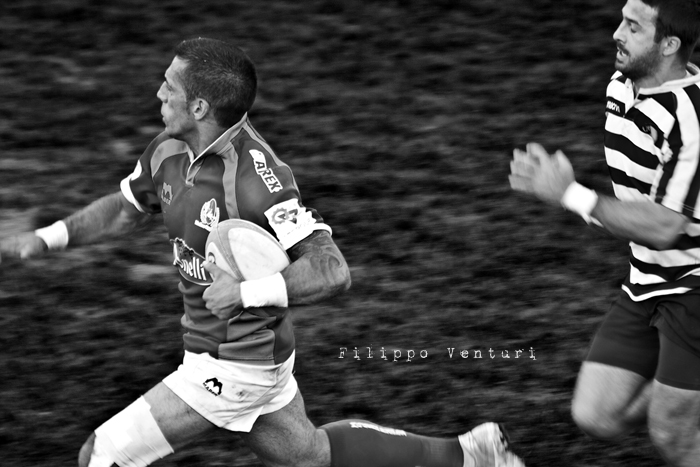 Cesena Rugby VS Modena Rugby Club 19-25 (9 Maggio 2010) Foto 29