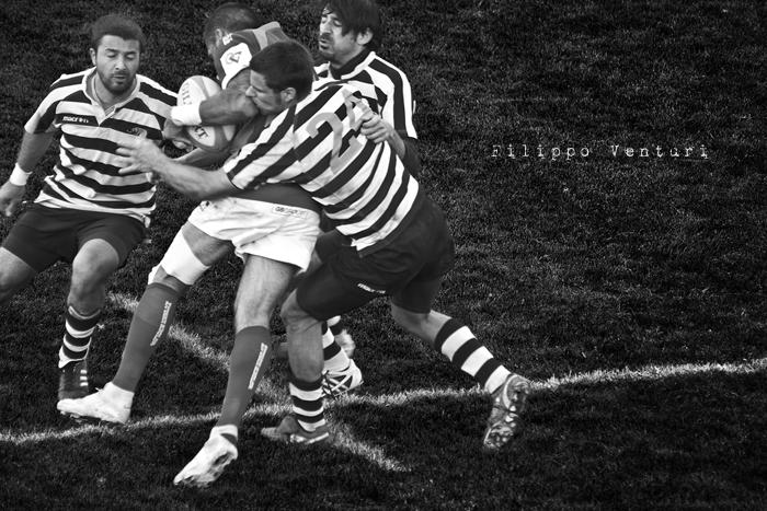 Cesena Rugby VS Modena Rugby Club 19-25 (9 Maggio 2010) Foto 31
