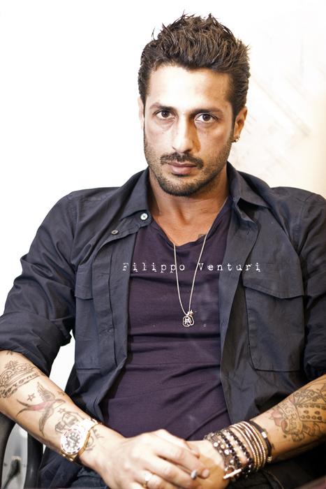 Fabrizio Corona allo Skorpia Tattoo Studio di Cesena (foto 6)