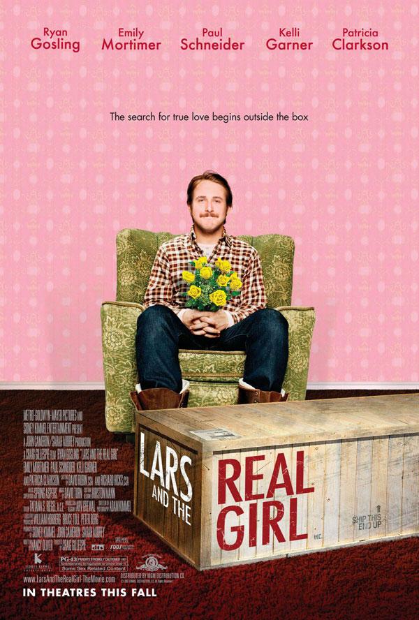 """""""Lars e una ragazza tutta sua"""", di Craig Gillespie con Ryan Gosling, Emily Mortimer, Kelli Garner, Paul Schneider"""