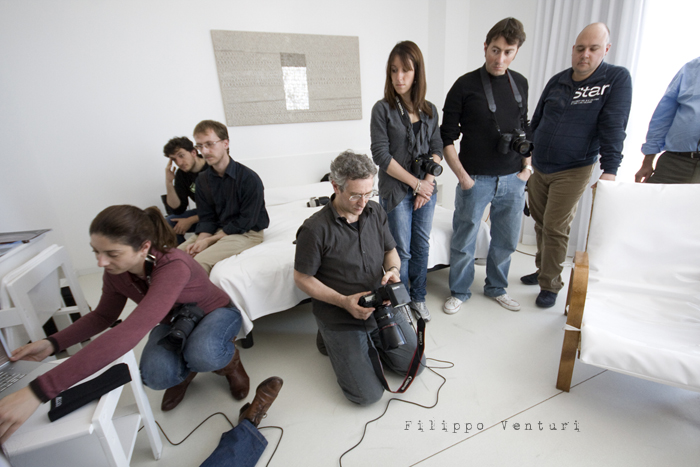 Pesaro Photo Festival 2010, Davide Cerati, Workshop sul glamour (Foto 2)