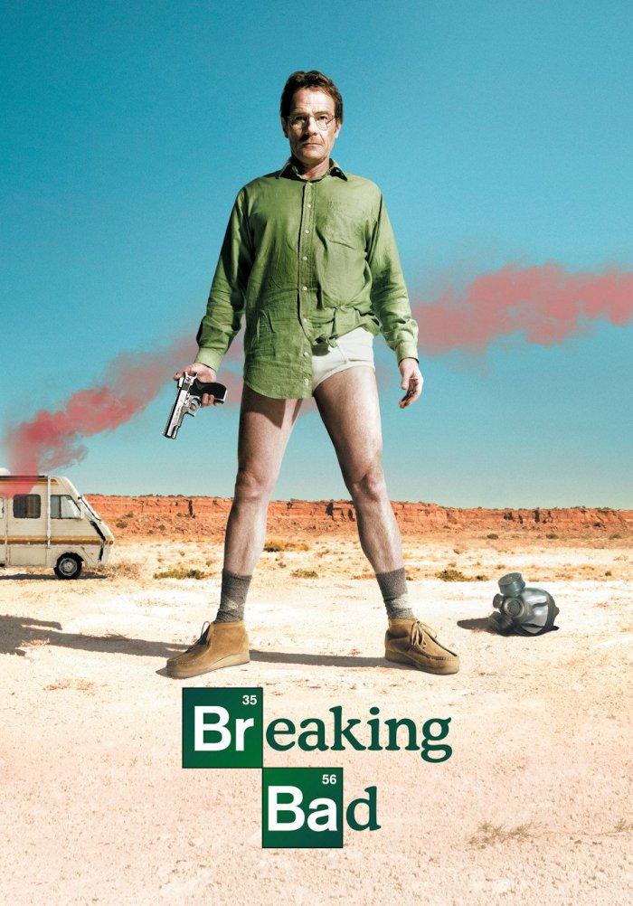 "Serie TV ""Breaking Bad"""